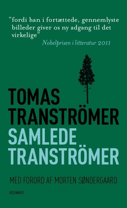 Samlede tranströmer (e-bog) fra tomas transtromer på bogreolen.dk