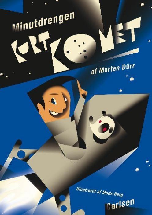 morten dürr – Minutdrengen kurt komet (lydbog) på bogreolen.dk
