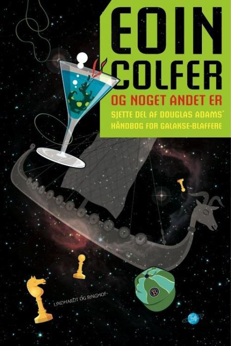 Og noget andet er - (e-bog) fra eoin colfer fra bogreolen.dk