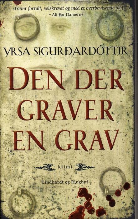 yrsa sigurdardottir – Den der graver en grav (e-bog) på bogreolen.dk