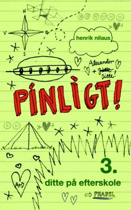 Pinligt 3 - Ditte på efterskole (E-bog)