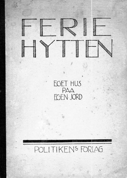 Feriehytten (e-bog) fra politiken politiken på tales.dk