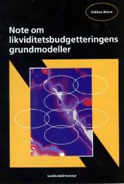 zakken worre – Note om likviditetsbudgetteringens grundmodeller (e-bog) fra bogreolen.dk