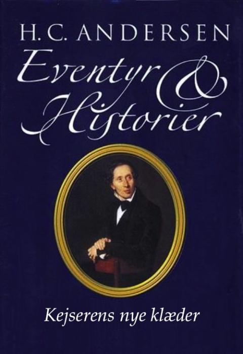 h.c. andersen Kejserens nye klæder (e-bog) fra bogreolen.dk