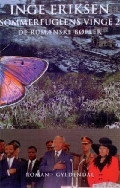 inge eriksen Sommerfuglens vinge 2. de rumænske bøfler (lydbog) på bogreolen.dk
