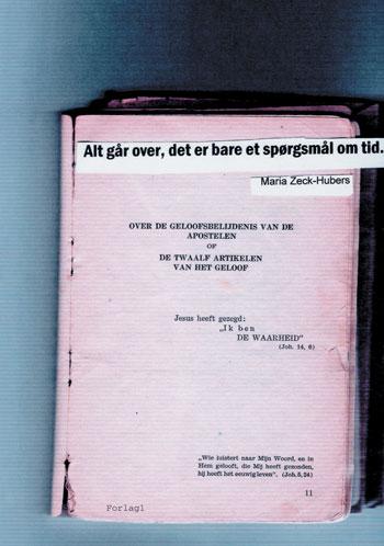 maria zeck-hubers – Alt går over, det er bare et spørgsmål om tid (e-bog) på tales.dk