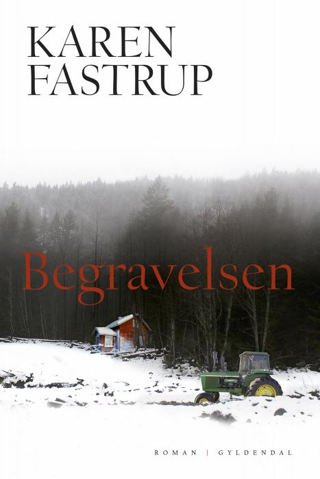 Begravelsen (e-bog) fra karen fastrup fra bogreolen.dk