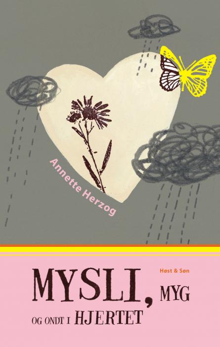 Mysli, myg og ondt i hjertet (E-bog)