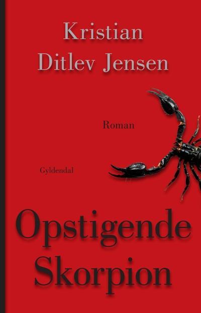 kristian ditlev jensen Opstigende skorpion (lydbog) fra tales.dk