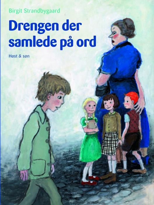 birgit strandbygaard Drengen der samlede på ord (e-bog) på bogreolen.dk