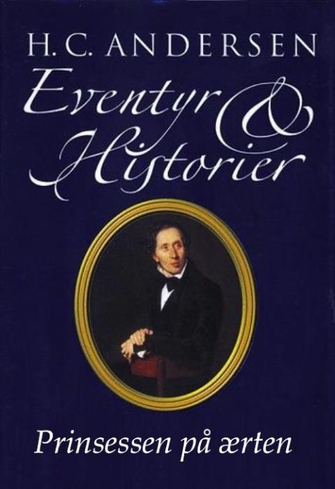 h.c. andersen – Prinsessen på ærten (e-bog) fra bogreolen.dk