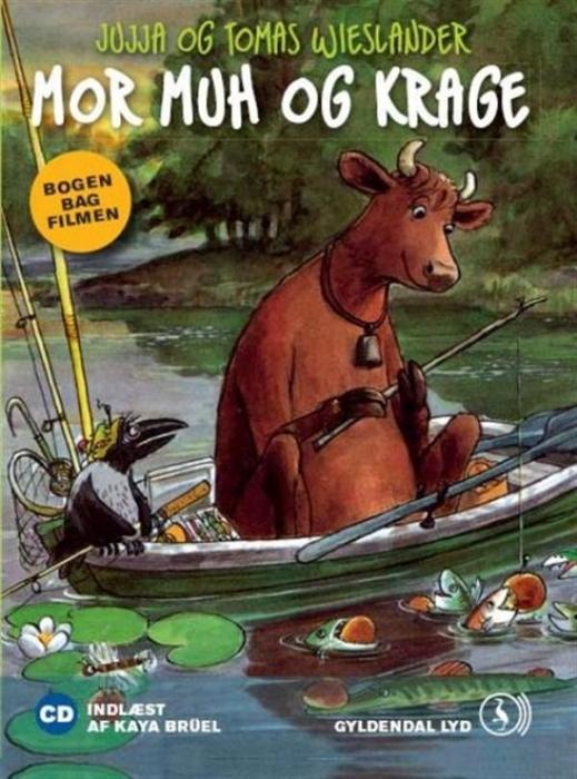 Mor muh og krage (lydbog) fra jujja wieslander på bogreolen.dk