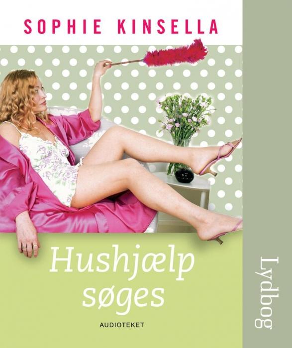sophie kinsella – Hushjælp søges (lydbog) på bogreolen.dk