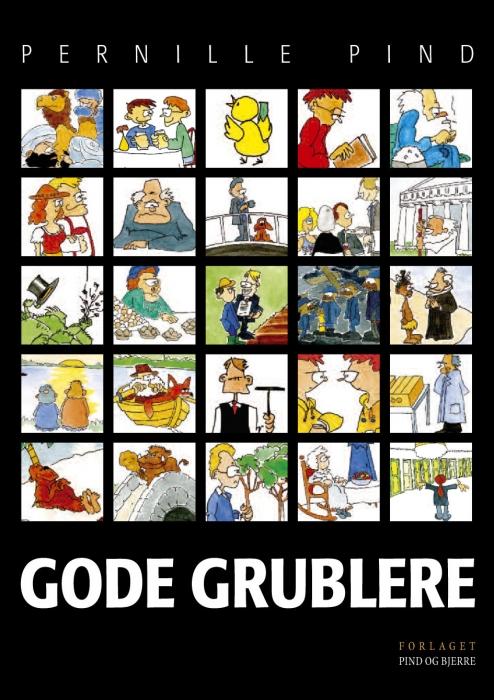 Gode grublere (e-bog) fra pernille pind på bogreolen.dk