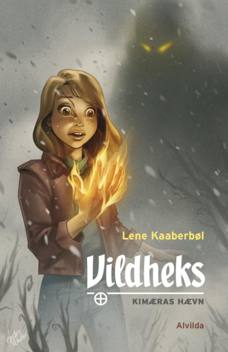lene kaaberbøl – Vildheks 3: kimæras hævn (e-bog) fra bogreolen.dk