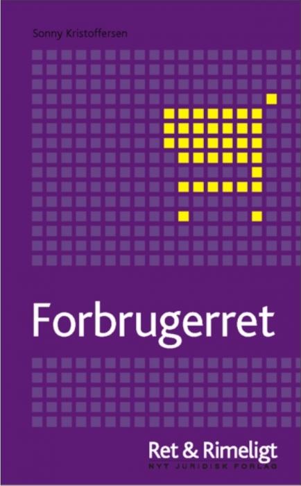 sonny kristoffersen – Forbrugerret (e-bog) fra bogreolen.dk