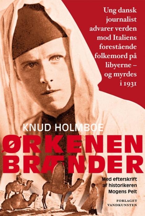 knud holmboe ørkenen brænder (e-bog) på bogreolen.dk