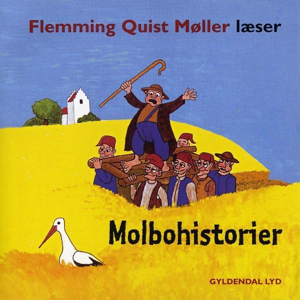 Molbohistorier (lydbog) fra flemming quist møller fra bogreolen.dk