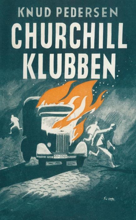 knud pedersen Churchill-klubben (e-bog) på bogreolen.dk