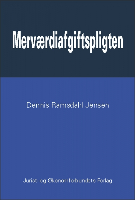 dennis ramsdahl jensen Merværdiafgiftspligten (e-bog) fra bogreolen.dk