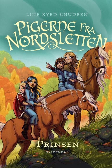 line kyed knudsen Pigerne fra nordsletten 1 - prinsen (e-bog) på bogreolen.dk