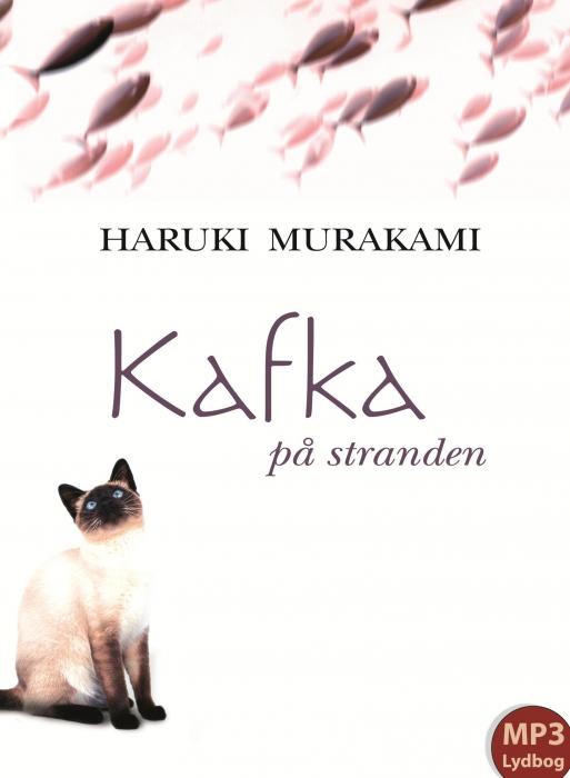 Image of   Kafka på stranden (Lydbog)