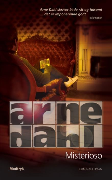 arne dahl Misterioso (e-bog) på bogreolen.dk