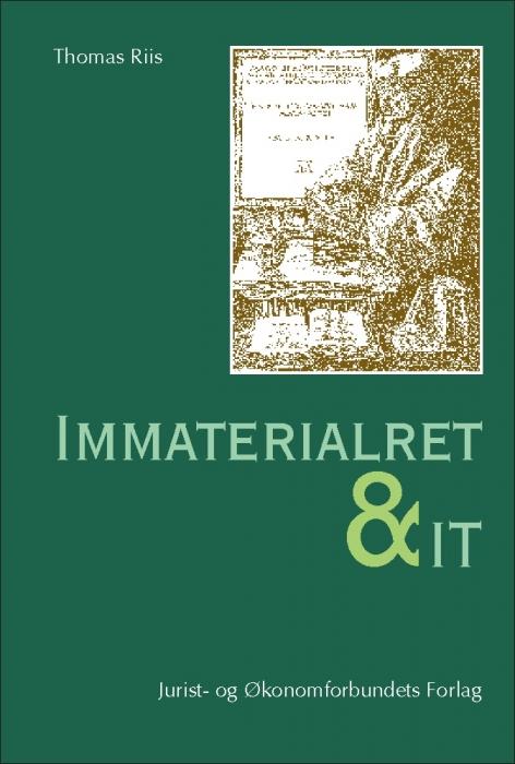 thomas riis Immaterialret og it (e-bog) på bogreolen.dk