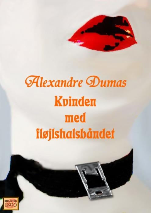 Image of Kvinden med fløjlshalsbåndet (E-bog)