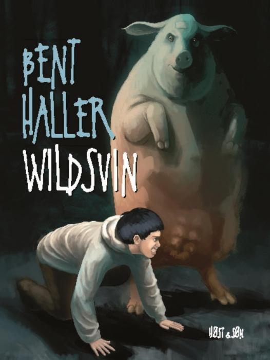 Wildsvin (e-bog) fra bent haller på bogreolen.dk