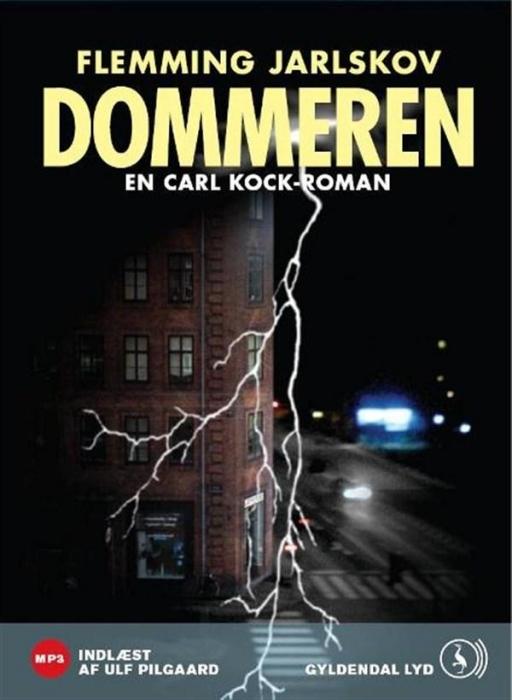 flemming jarlskov Dommeren, en carl kock-roman (lydbog) på bogreolen.dk