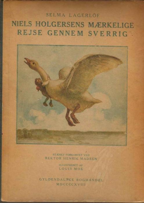 selma lagerløf Niels holgersens mærkelige rejse gennem sverige (e-bog) fra bogreolen.dk