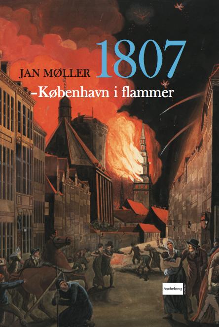 Image of   1807 - København i flammer (E-bog)