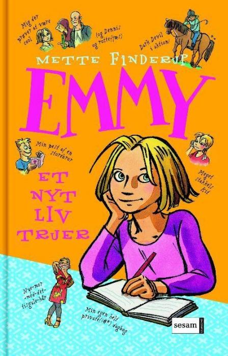 mette finderup Emmy 1 - et nyt liv truer (lydbog) på bogreolen.dk