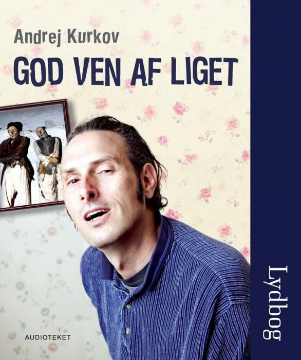 Image of God ven af liget (Lydbog)