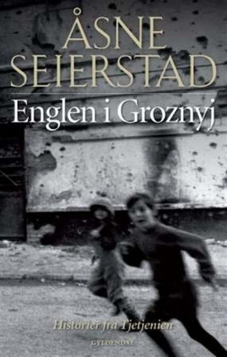 Image of Englen i Groznyj: Historier fra Tjetjenien (Lydbog)