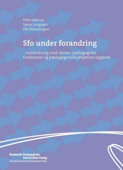 peter allerup – Sfo under forandring (e-bog) på bogreolen.dk