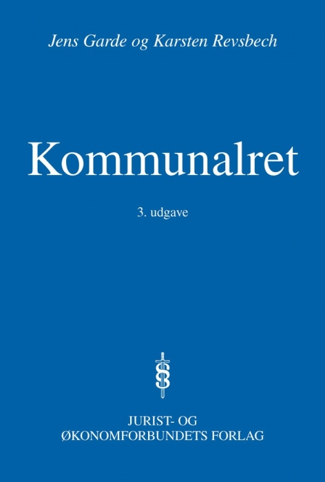 Kommunalret (e-bog) fra karsten revsbech på bogreolen.dk