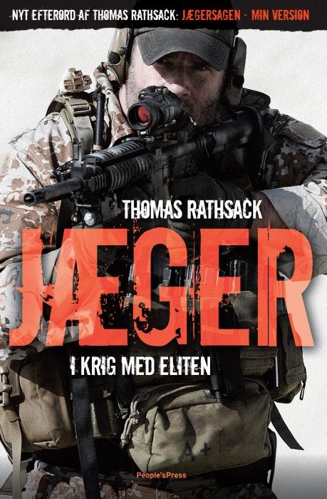 thomas rathsack Jæger - i krig med eliten (e-bog) på bogreolen.dk