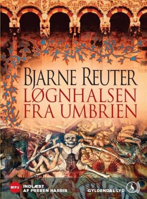 bjarne reuter Løgnhalsen fra umbrien (lydbog) fra bogreolen.dk