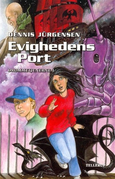 Drømmetjenerne #1: evighedens port (lydbog) fra dennis jürgensen på bogreolen.dk