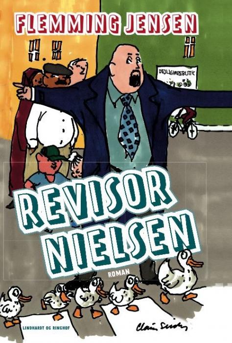 Revisor nielsen (e-bog) fra flemming jensen på bogreolen.dk