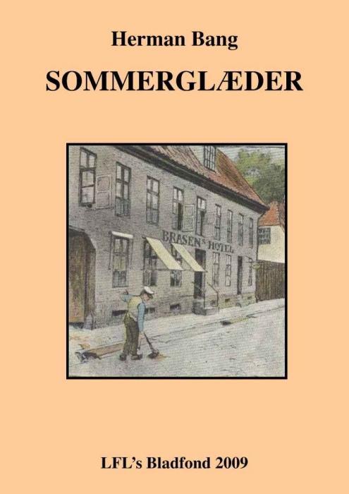 Sommerglæder (e-bog) fra herman bang fra bogreolen.dk