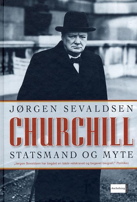 Churchill. Statsmand og myte (E-bog)