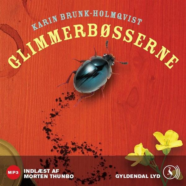 karin brunk holmqvist Glimmerbøsserne (lydbog) fra bogreolen.dk
