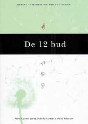 Image of De 12 bud (E-bog)