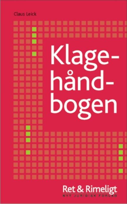 claus leick – Klagehåndbogen (e-bog) fra bogreolen.dk