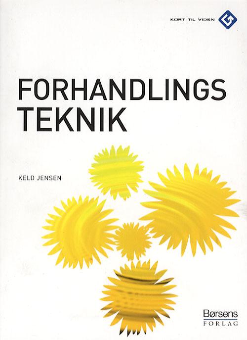keld jensen – Forhandlingsteknik (e-bog) på bogreolen.dk