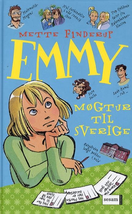 mette finderup Emmy 2 - møgtur til sverige (e-bog) på tales.dk