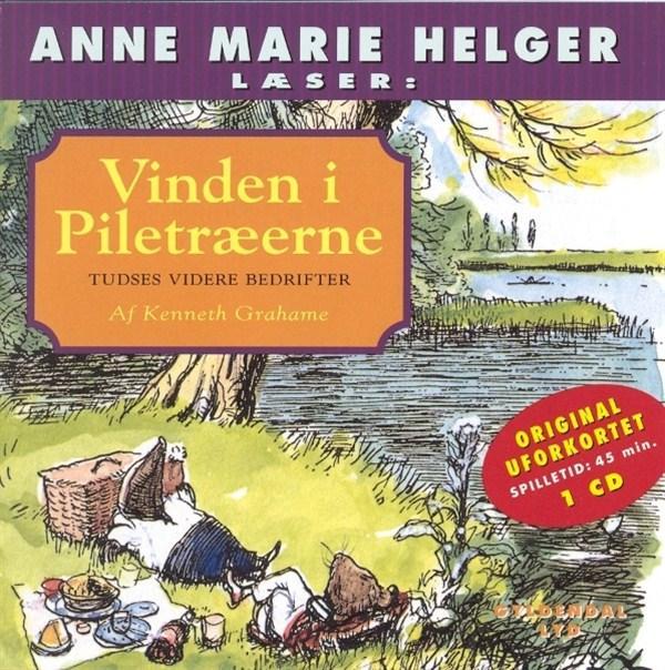 kenneth grahame Vinden i piletræerne 7 - (lydbog) fra bogreolen.dk